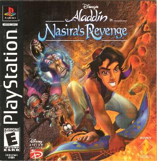 Screenshot Thumbnail / Media File 1 for Disney's Aladdin - Nasira's Revenge [U]